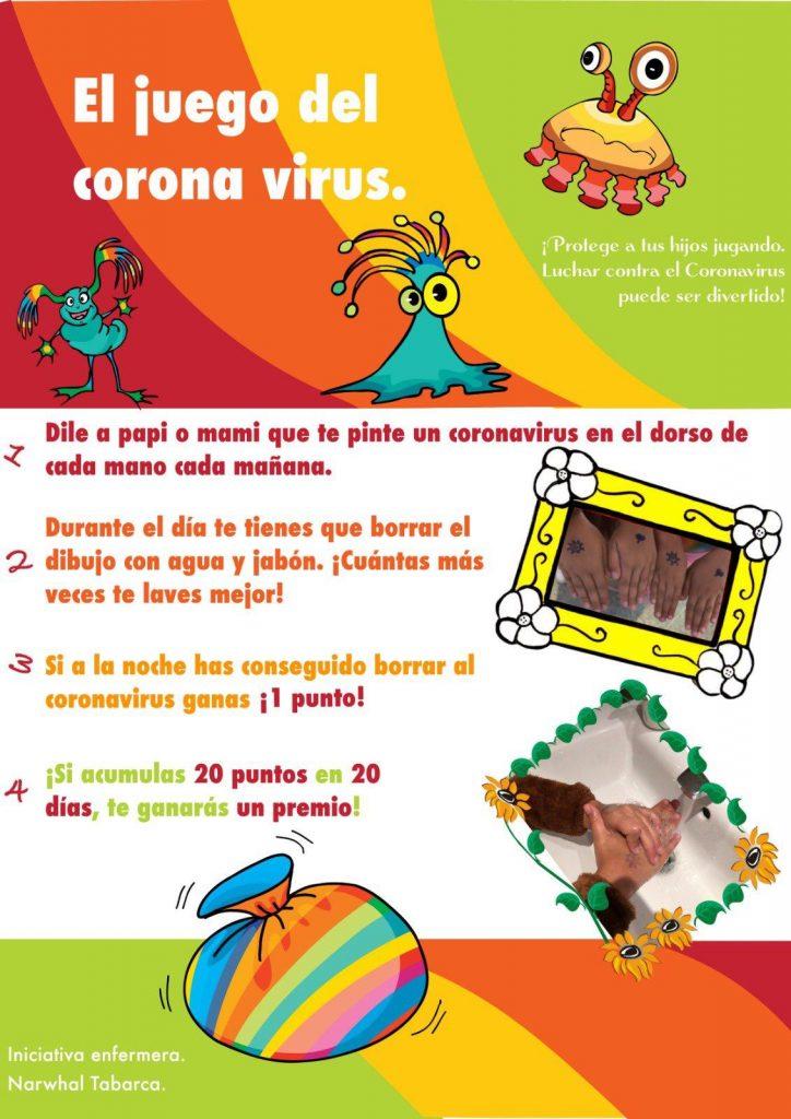 lavate las manos coronavirus