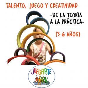 Talento, juego y creatividad (3-6 años)