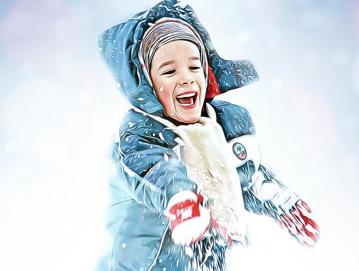 El juego de la nieve: características y beneficios